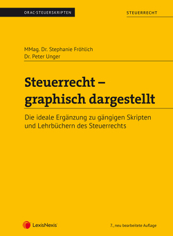 Steuerrecht – graphisch dargestellt (Skriptum) von Fröhlich,  Stephanie, Unger,  Peter
