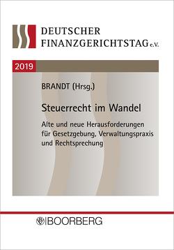 Steuerrecht im Wandel von Brandt,  Jürgen