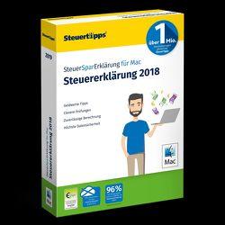 SteuerSparErklärung 2019 Mac
