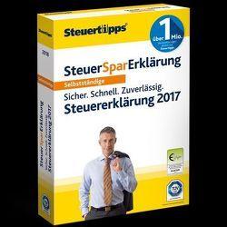 SteuerSparErklärung Selbstständige 2018