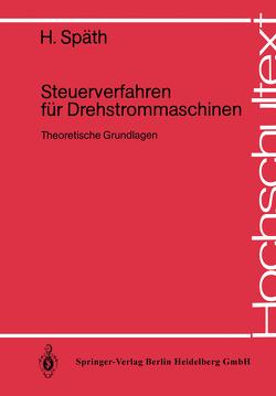 Steuerverfahren für Drehstrommaschinen von Späth,  H.