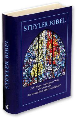 Steyler Bibel von Birk,  Gerhard, Ciernioch,  Norbert, Gibbs,  Philip, Helf,  Heinz, Herchenbach,  Albert, Huning,  Ralf, Krause,  Manfred