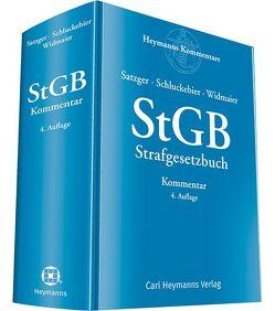 StGB Kommentar zum Strafgesetzbuch von Satzger,  Helmut, Schluckebier,  Wilhelm, Widmaier,  Gunter