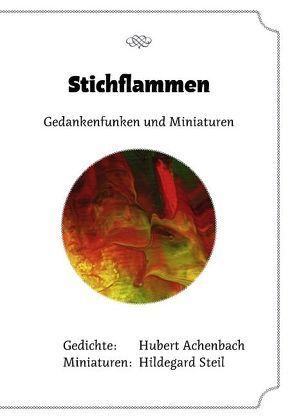 Stichflammen von Achenbach,  Hubert, Steil,  Hildegard