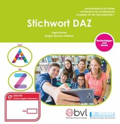 Stichwort DAZ – Ausgabe für die Sekundarstufe 1 von Elisseos-Katsikas,  Sergios, Karner,  Ingrid, Stachnick,  Lisa
