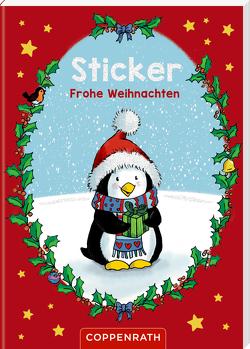 Sticker Frohe Weihnachten von Bellermann,  Lena Maria