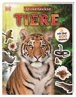 Sticker-Lexikon. Tiere von Sixt,  Eva