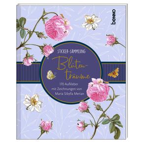 Sticker-Sammlung »Blütenträume«