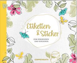 Stickerbuch von Defaux,  Tina