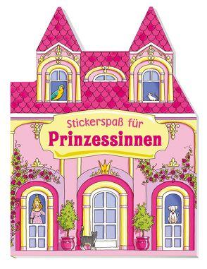 Stickerspaß für Prinzessinnen