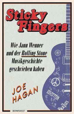 Sticky Fingers von Hagan,  Joe, Moldenhauer,  Friederike