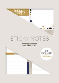 """Sticky Notes """"Tarrazzo Time"""" von Korsch Verlag"""