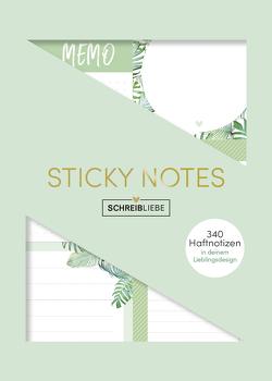 """Sticky Notes """"Tropical Moments"""" von Korsch Verlag"""
