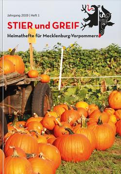 Stier und Greif von Heimatverband Mecklenburg-Vorpommern