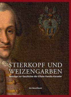 Stierkopf und Weizengarben von Baumhauer,  Jon