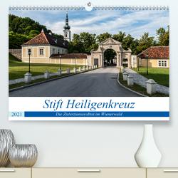 Stift Heiligenkreuz (Premium, hochwertiger DIN A2 Wandkalender 2021, Kunstdruck in Hochglanz) von Bartek,  Alexander