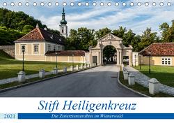 Stift Heiligenkreuz (Tischkalender 2021 DIN A5 quer) von Bartek,  Alexander