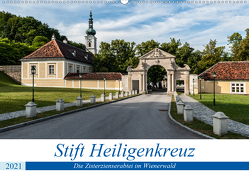 Stift Heiligenkreuz (Wandkalender 2021 DIN A2 quer) von Bartek,  Alexander