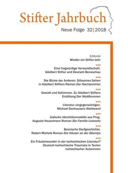Stifter Jahrbuch von Adalbert Stifter Verein e.V.