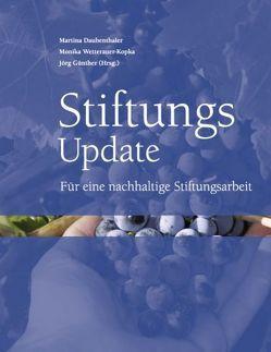 Stiftungs-Update von Daubenthaler,  Martina, Günther,  Jörg, Wetterauer-Kopka,  Monika