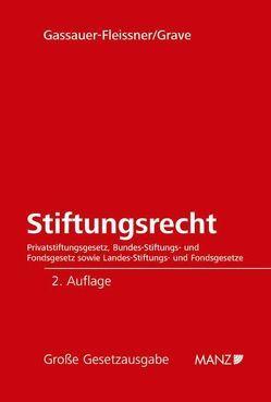 Stiftungsrecht von Gassauer-Fleissner,  Christian, Grave,  Christian