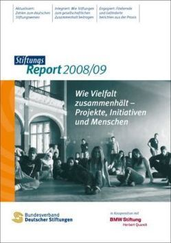 StiftungsReport 2008/09