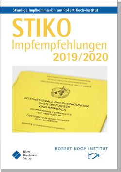 STIKO Impfempfehlungen 2019/2020