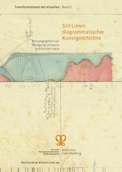 Stil-Linien diagrammatischer Kunstgeschichte von Cortjaens,  Wolfgang, Heck,  Karsten
