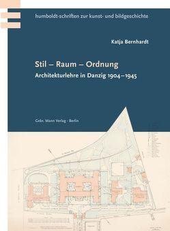 Stil Raum Ordnung von Bernhardt,  Katja