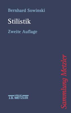 Stilistik von Sowinski,  Bernhard