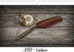 Still – Leben (Wandkalender 2021 DIN A4 quer) von Immephotography