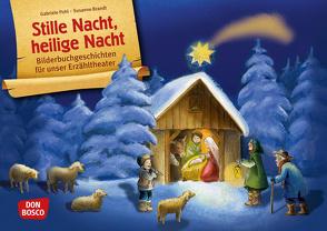 Stille Nacht, heilige Nacht. Kamishibai Bildkartenset. von Brandt,  Susanne, Pohl,  Gabriele