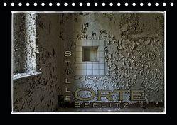 Stille Orte Beelitz (Tischkalender 2019 DIN A5 quer) von Adams foto-you.de,  Heribert