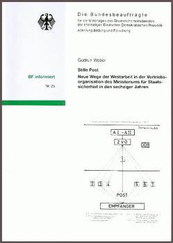 Stille Post von Weber,  Gudrun