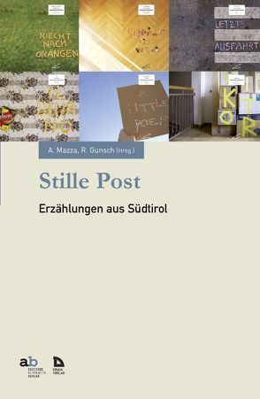 Stille Post von Gunsch,  Reinhard, Mazza,  Ernestina