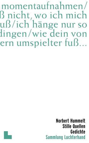 Stille Quellen von Hummelt,  Norbert
