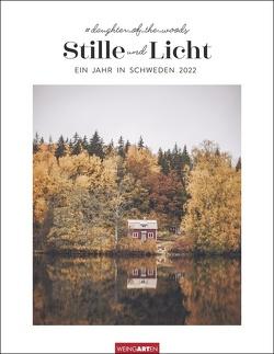 Stille und Licht Kalender 2022 von Weingarten