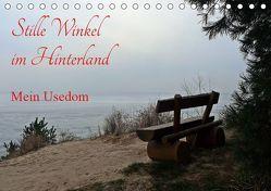 Stille Winkel im Hinterland – Mein Usedom (Tischkalender 2019 DIN A5 quer) von Gerstner,  Wolfgang