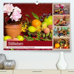 Stillleben. Impressionen besonderer Arrangements (Premium, hochwertiger DIN A2 Wandkalender 2020, Kunstdruck in Hochglanz) von Lehmann (Hrsg.),  Steffani