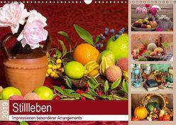 Stillleben. Impressionen besonderer Arrangements (Wandkalender 2019 DIN A3 quer) von Lehmann (Hrsg.),  Steffani