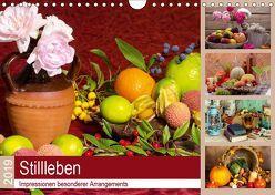 Stillleben. Impressionen besonderer Arrangements (Wandkalender 2019 DIN A4 quer) von Lehmann (Hrsg.),  Steffani