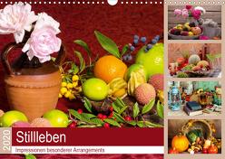 Stillleben. Impressionen besonderer Arrangements (Wandkalender 2020 DIN A3 quer) von Lehmann (Hrsg.),  Steffani