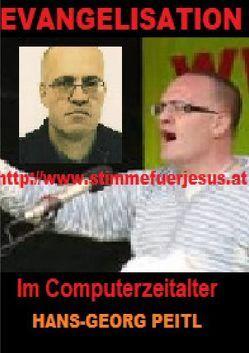 Stimme für Jesus / Evangelisation im Computerzeitalter von Peitl,  Hans-Georg