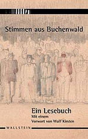 Stimmen aus Buchenwald von Kirsten,  Holm, Kirsten,  Wulf