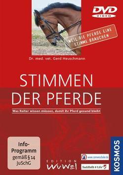 Stimmen der Pferde DVD von Heuschmann,  Dr. med. vet. Gerd