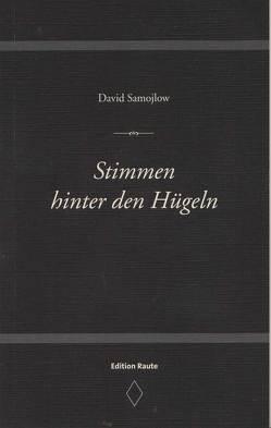 Stimmen hinter dem Hügel von Ferber,  Christoph, Kim,  Sun Young, Nuglisch,  David, Samojlow,  David, Wendland,  Holger