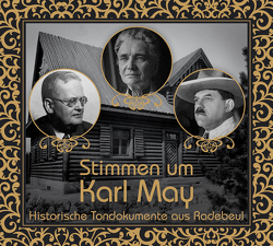 Stimmen um Karl May von Schmid,  Bernhard