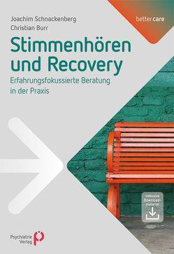 Stimmenhören und Recovery von Burr,  Christian, Schnackenberg,  Joachim