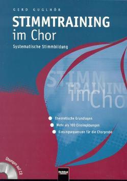 Stimmtraining im Chor von Guglhör,  Gerd
