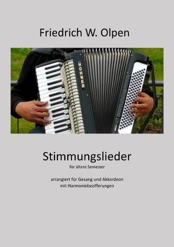 Stimmungslieder für ältere Semester von Olpen,  Friedrich Wilhelm